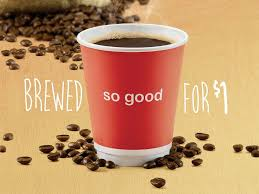 Coffee Kfc kfc 1 premium blend might be the cheapest fast food coffee great