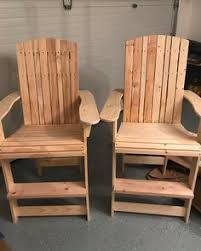 Adirondack Deck Chair Outdoor Wood Plans Download by Diy Adirondack Chair Bar Height Adirondack Chairs Chairs And Diy