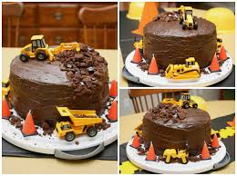 construction cake ideas the cozy farmhouse construction themed 4th birthday party