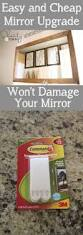 Bathroom Mirror Ideas Diy by Best 25 Framed Bathroom Mirrors Ideas On Pinterest Framing A
