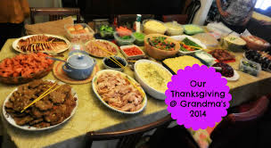 thanksgiving in usa 2014 thanksgiving 2014 japanese food youtube