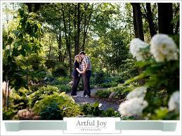 Green Bay Botanical Gardens Green Bay Botanical Garden Engagement Bethany Jake Green Bay