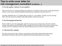 Mckinsey Resume Research Consultant Cover Letter