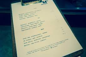 the kitchen table menu hungry hoss 64 degrees brighton aug 2016 bibgourmand