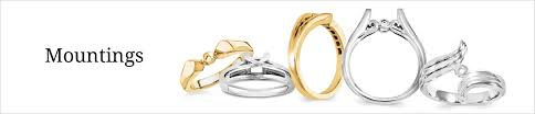 ring mountings shop ring mountings quality gold