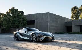 toyota paints ft 1 sports car concept a different color re trims