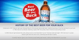 what was the first light beer what is the abv of natural light www lightneasy net