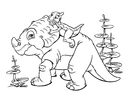 land coloring pages theotix
