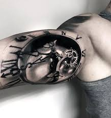 3d Tattoo Ideas For Men 70 Different Tattoos For Men Unique Ink Deisgn Ideas
