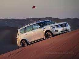 nissan patrol 2016 first drive 2016 nissan patrol desert edition in liwa uae drive