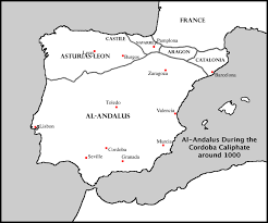 Granada Spain Map by Maps