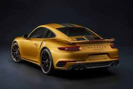 the new 2018 porsche 911 turbo s exclusive series with more power