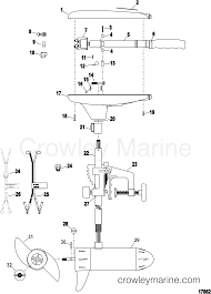 wire diagrammodel mp5200 12 volt for motorguide trolling motor
