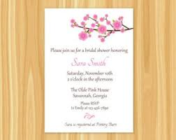 Make Your Own Bridal Shower Invitations Spring Bridal Shower Invitations Vertabox Com