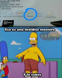 Simpson Memes - aguanten los simpson meme by sebaman96 memedroid