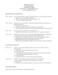 Best Example Resumes by Tutor Resume Resume For Your Job Application