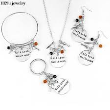Hand Stamped Necklace Aliexpress Com Buy Talk Less Smile More Aaron Burr Alexander