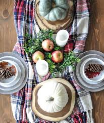 30 thanksgiving table decor ideas for 2017