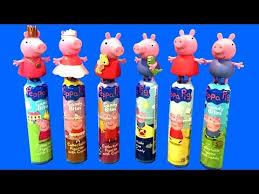 peppa pig pez candy dispenser mashems fashems toy surprises sanrio