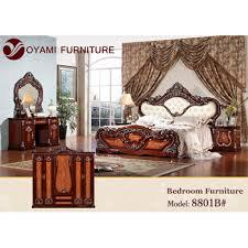 luxury king size european bedroom furniture set view european
