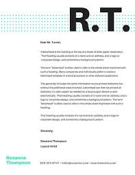 Employee Or Relative Death Announcement Letter Template Personal Letterhead Templates Canva