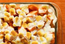 thanksgiving food of the day friday candied yams