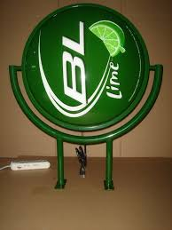 rotating pub light two sided wall mount bar sign outdoor signs