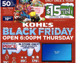 kohl s ps4 black friday 2014 frugal focus