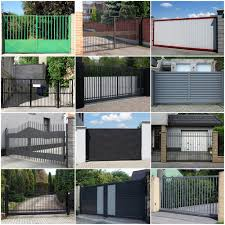 gate designs pictures steel design for home stainless fence and