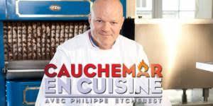 cauchemar en cuisine anglais m6 cauchemar en cuisine qui est le chef philippe etchebest