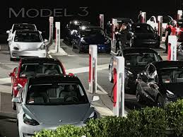 tesla model 3 production start what it u0027s like when tesla launches