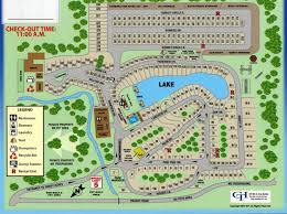 Map Of Estero Florida by Shady Acres Rv And Camping Park Park Map