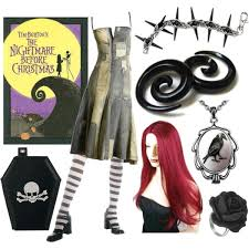 dress like sally the nightmare before by lunachick on