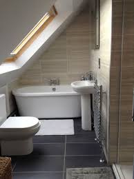 Bathroom Floor To Roof Charcoal by Julie From Basingstoke Shows Us How To Elegantly Transform A Loft