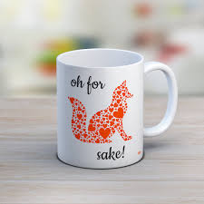 Fox Mug by Jj Artwork J J Artwork Twitter