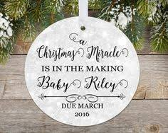 expecting baby ornament new baby ornament babys