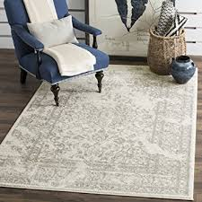 Safavieh Vintage Rug Collection Safavieh Adirondack Collection Adr101b Ivory And