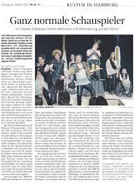 K Hen Hamburg Klabauter Theater Presse