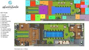 mapping layout perusahaan villa layout villa shambala seminyak 5 bedroom luxury villa bali