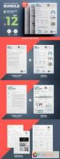 Best Infographic Resumes by Best Infographic Resumes Bundle 331400 Free Download Photoshop