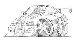 cartoon car black and white cartoon car caricature by vampirate88 on deviantart