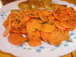 cuisiner des carottes en rondelles carottes vichy au micro ondes a ta santé