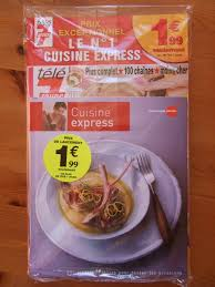 tele 7 jours recettes cuisine télé 7 jours l encyclo des n 1