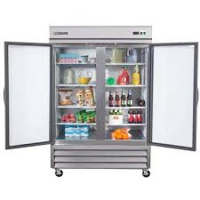 Small Commercial Refrigerator Glass Door by Locking Door Commercial Refrigerators Refrigerators The Home