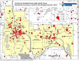 Map Of Minnesota Cities How Affordable Housing Is Shaping Gentrification In Minn Wcco