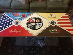 Best  Beer Pong Tables Ideas That You Will Like On Pinterest - Beer pong table designs