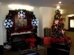 Simple Christmas Tree Decorating Ideas Interior Design Simple Themes For Christmas Decorating Small