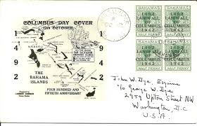 stamp collecting and first day covers columbus day stamps u0026 fdcs