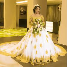 wedding dress goals this gold detailed april by kunbi wedding dress is what dreams are