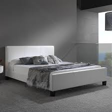 White Platform Bed Frame How To Build White Twin Platform Bed Frame U2014 Modern Storage Twin